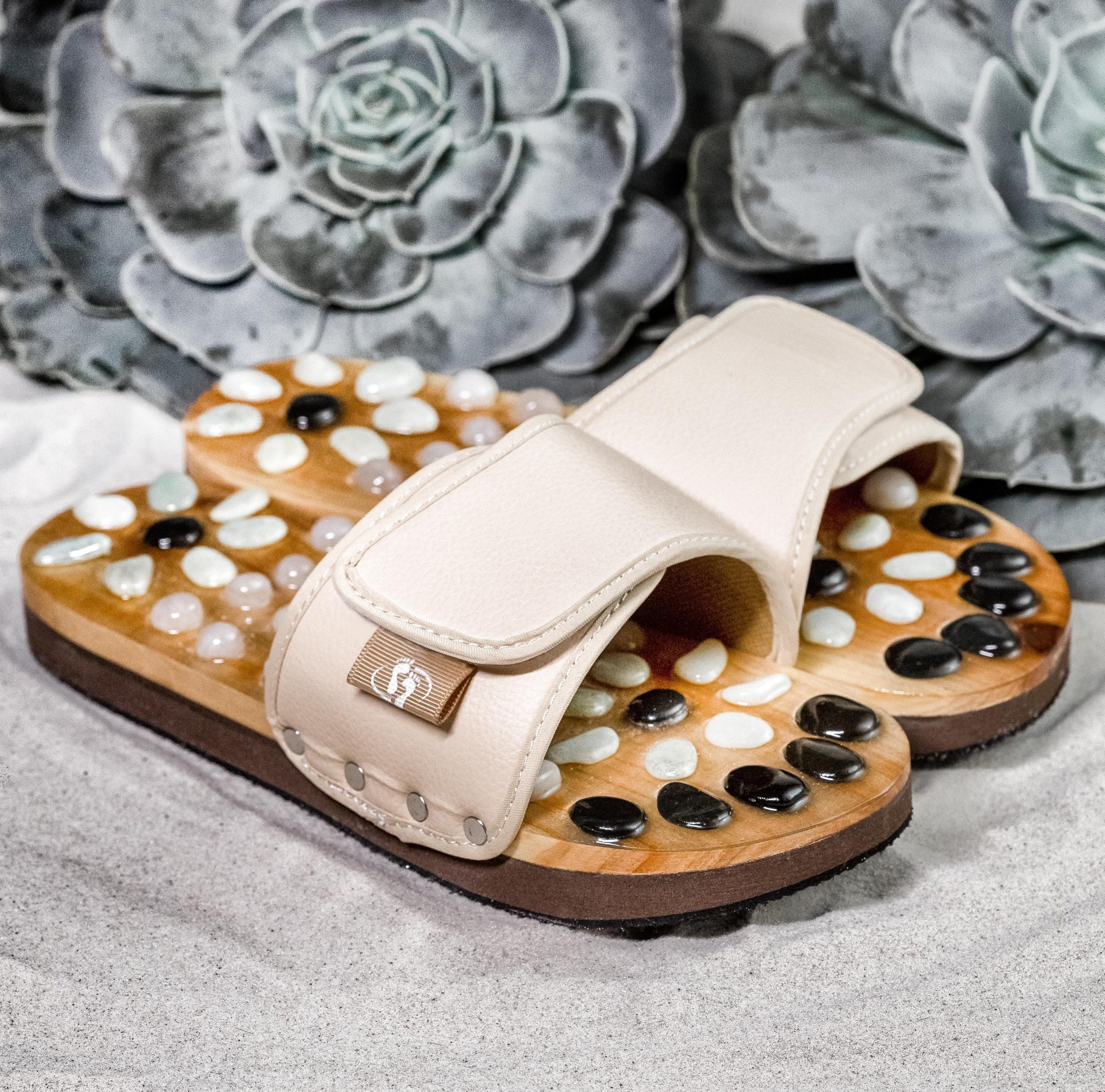 Special massage slippers